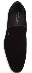 Saks Velvet Loafer