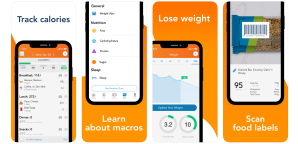 best diet apps lose it