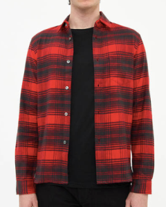 John Elliott Flannel Shirt