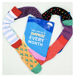 Say It With A Sock Subscription, best sock subscriptions