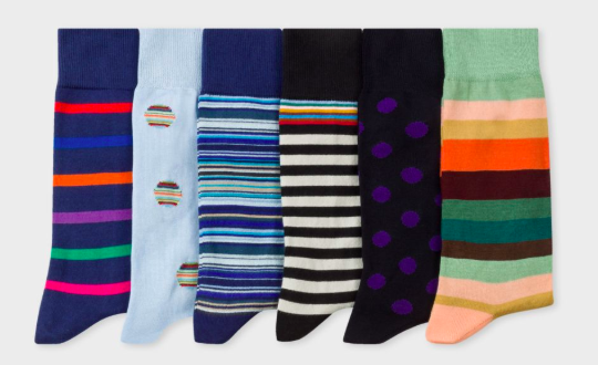 Paul Smith Sock Subscription
