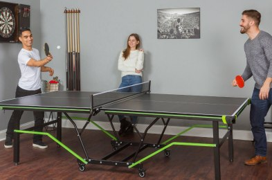 create the best game room on the block with one of these ping pong tables