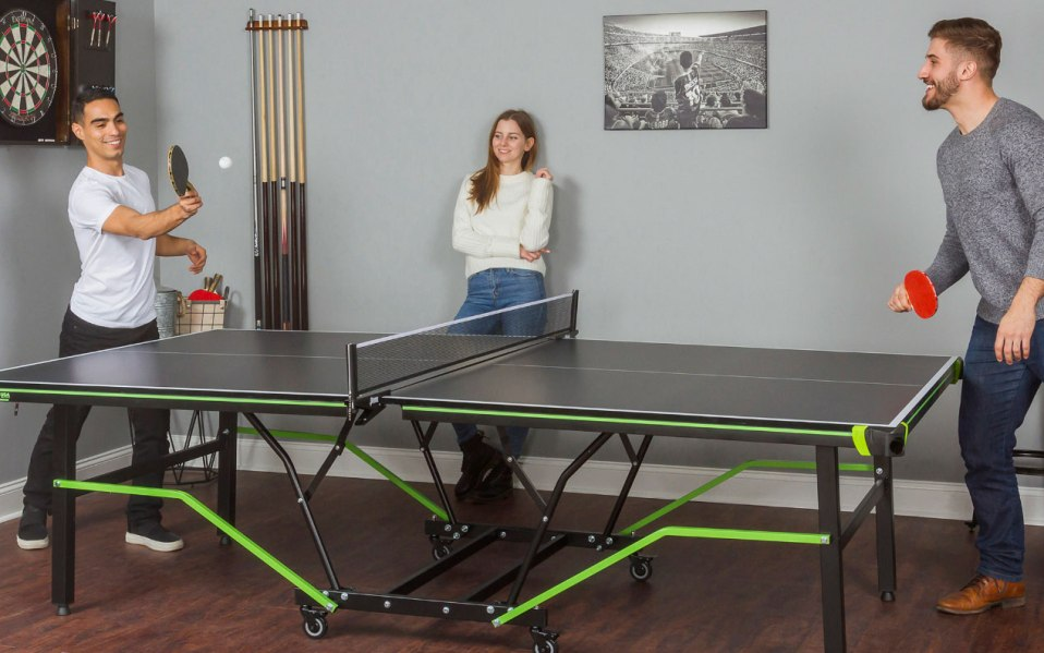 The 8 Best Ping Pong Tables For Serving Up Fun In 2020 Spy
