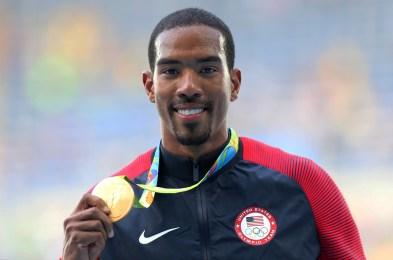 Rio 2016 Olympic Games, Athletics, Olympic Stadium, Brazil - 16 Aug 2016