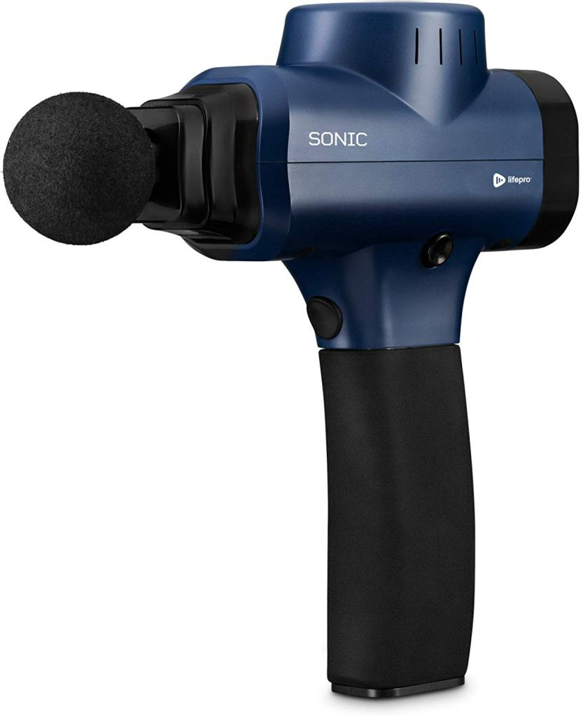 best massage guns - sonic massage gun