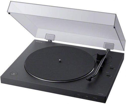 best bluetooth record players: Sony PS-LX310BT Bluetooth Record Player