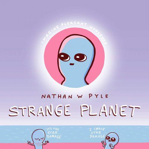Strange Planet Book