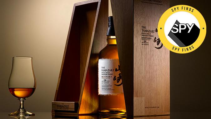 suntory yamazaki japanese whiskey