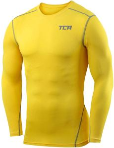 TCA compression shirt