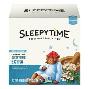 best tea celestial seasonings sleepytime