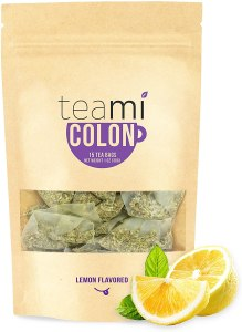 teami colon cleanse detox tea, detox tea