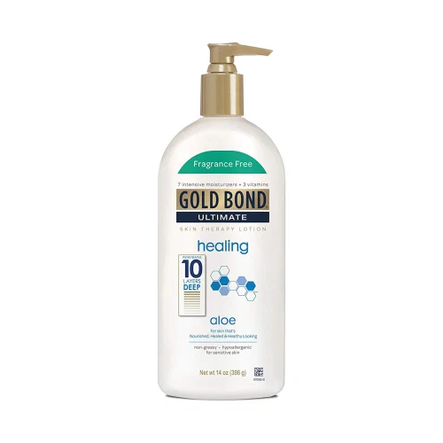 best unscented lotions gold bond