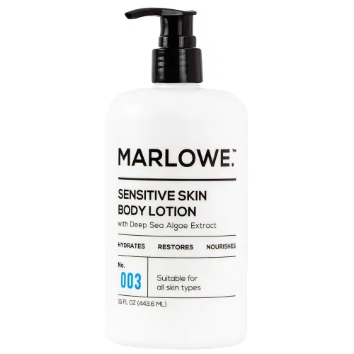 unscented lotion marlowe sensitive skin