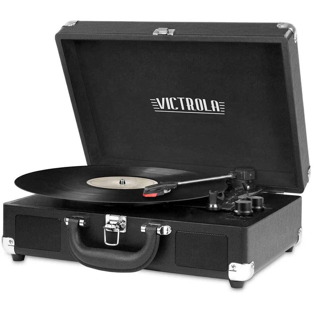 Victrola Bluetooth Suitcase Turntable