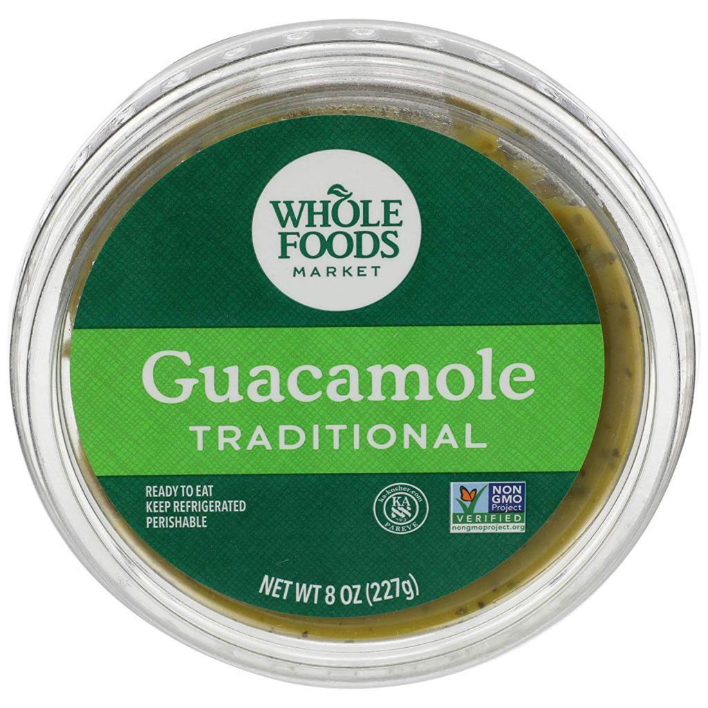Whole Foods Guacamole