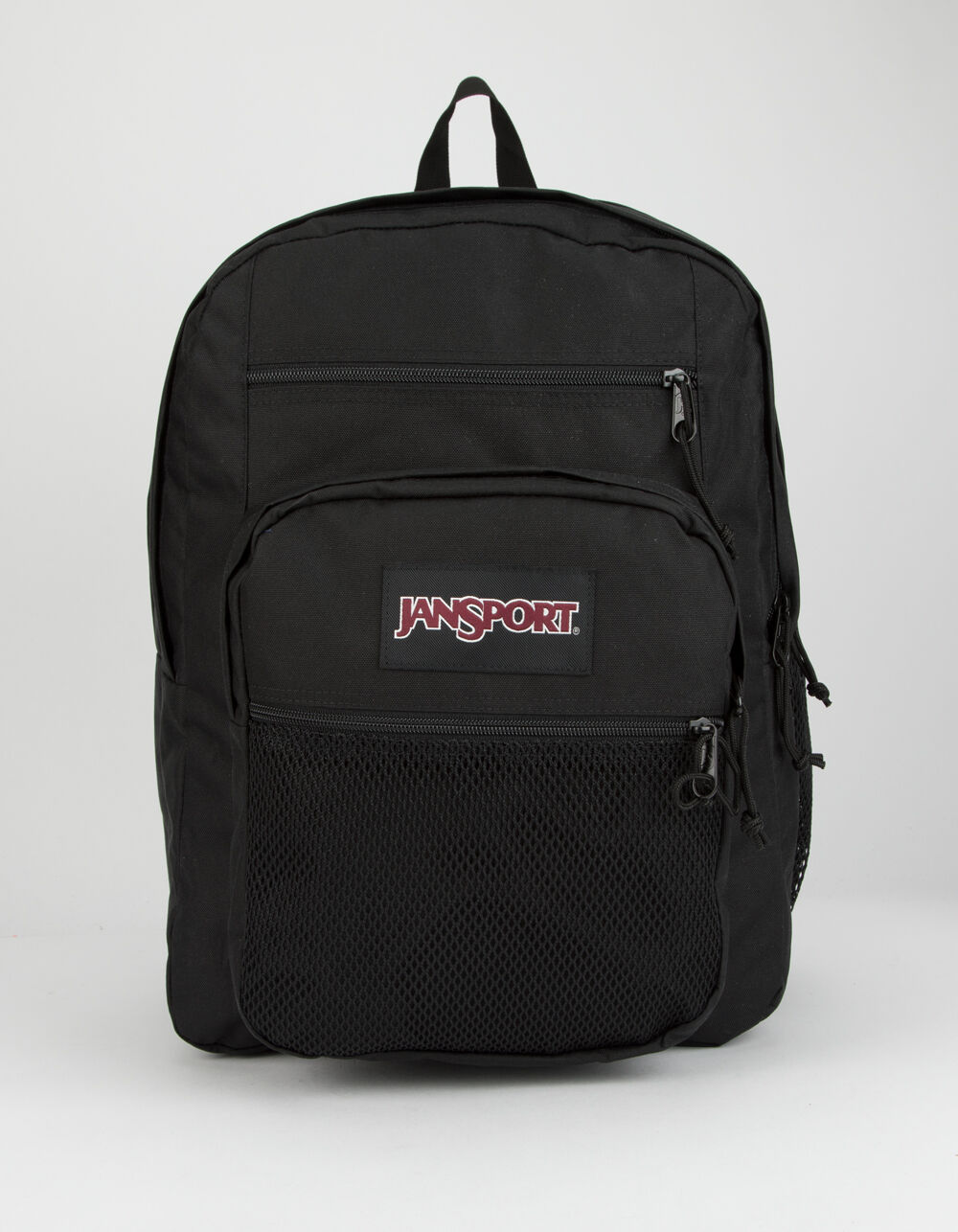 JanSport Large Black Backpack