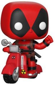 deadpool toy - best funko pop figures