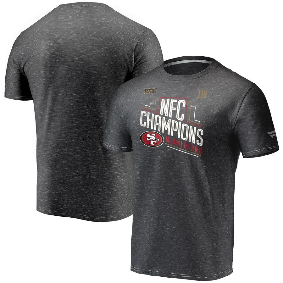 49ers nfc champions tshirt