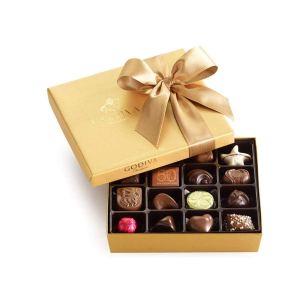 Godiva Chocolatier Classic Gold Ballotin Chocolate, best chocolate gifts