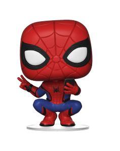 spiderman action figure funko pop