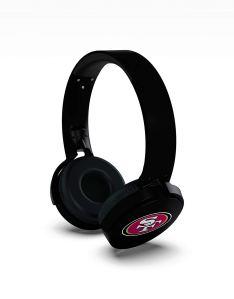 49ers merchandise headphones