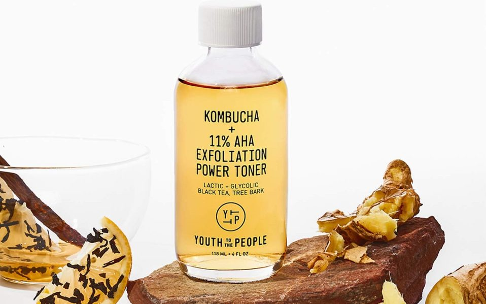 Youth To The People Kombucha +