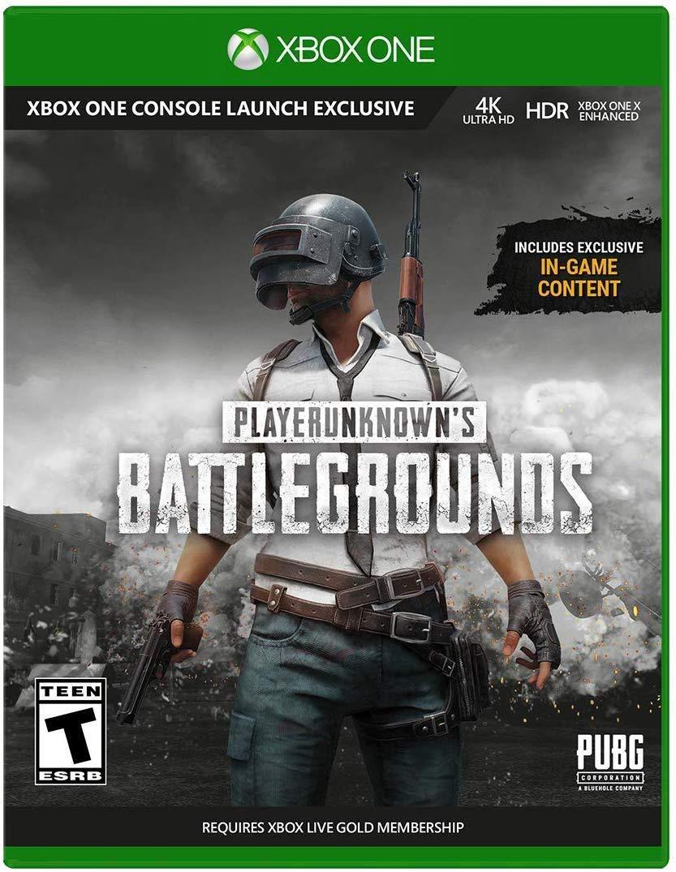 PlayerUnknown's Battleground (PUGB)