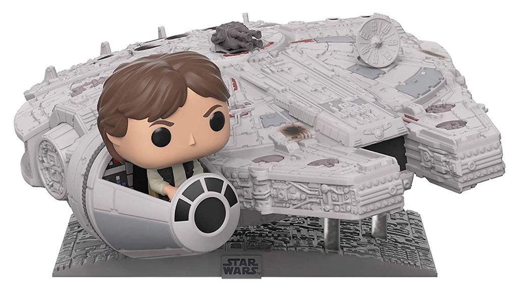 Han Solo Toy  - best funko pop dolls