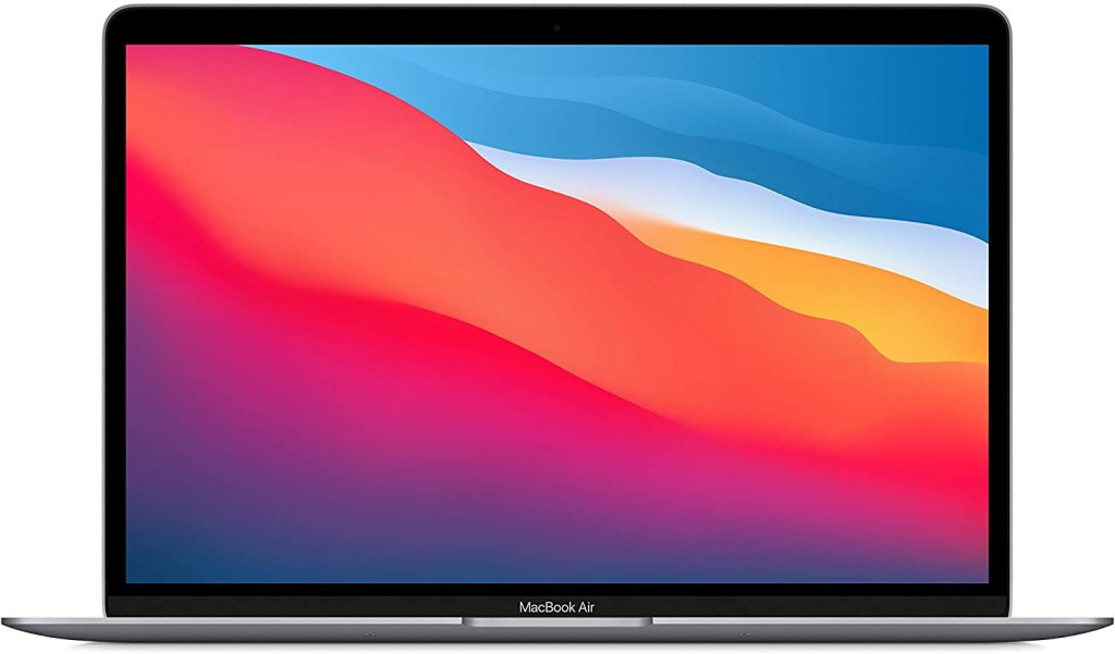 M1 MacBook Air - best laptop deals 2021