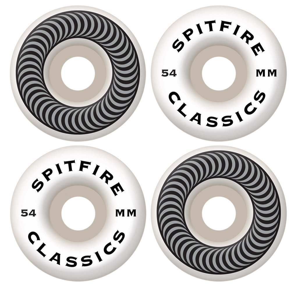 best skateboard wheels spitfire classics