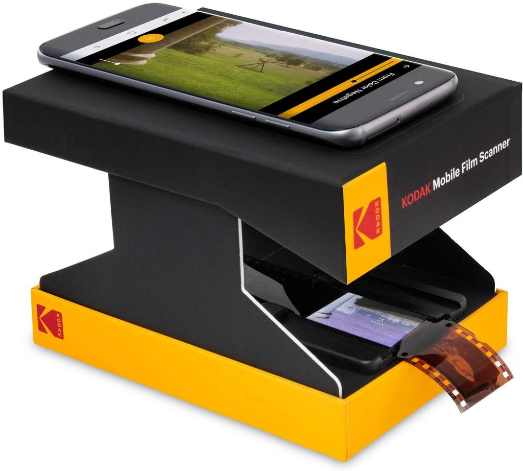 kodak film scanner