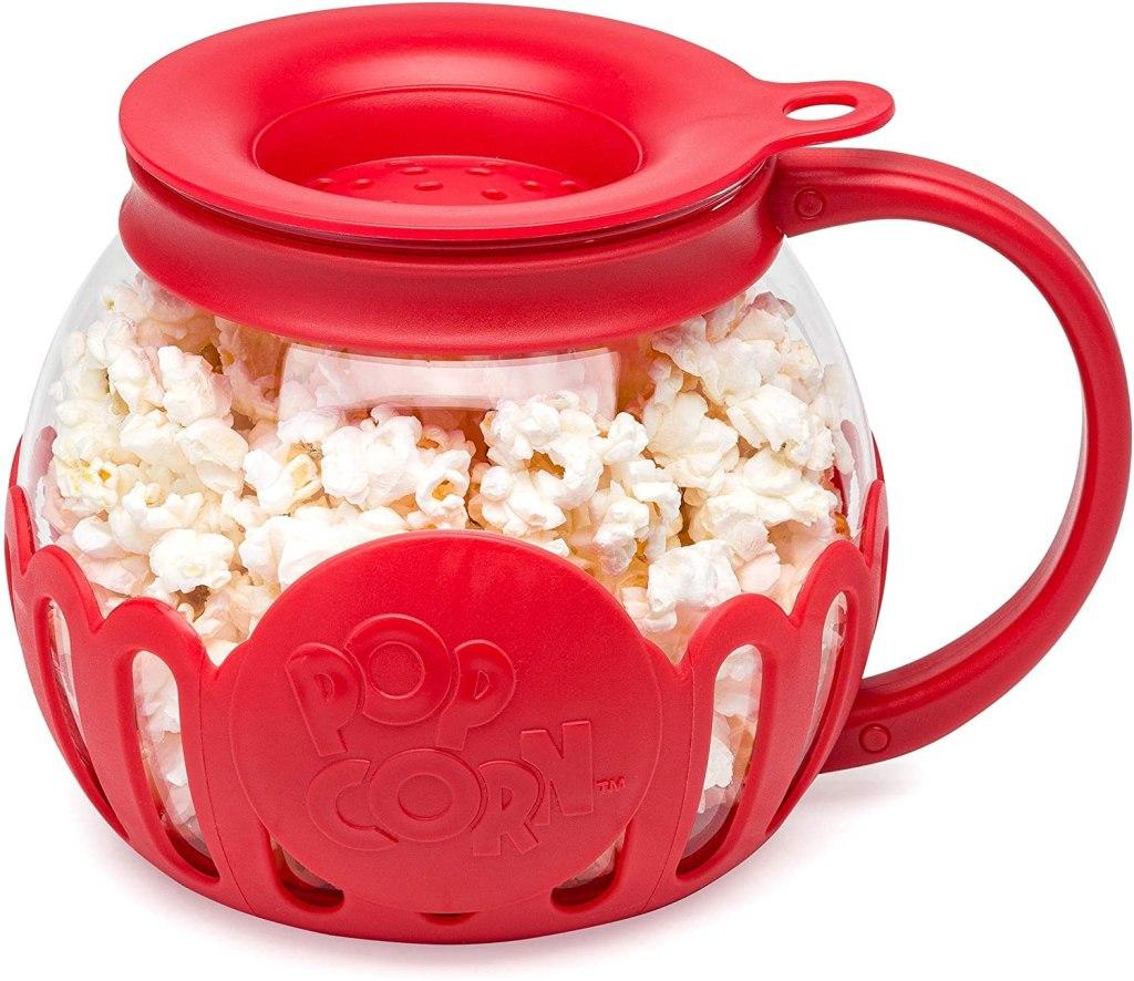 popcorn makers ecolution original microwave