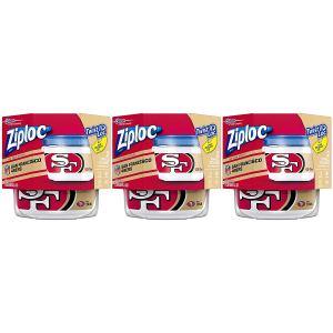sports tupperware 49ers