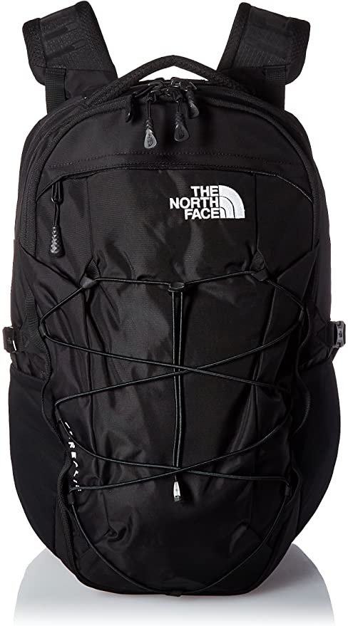 North Face Black Backpack