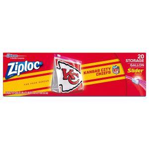 ziplock bags nfl chiefs