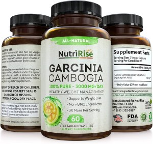 garcinia cambogia supplement weight loss
