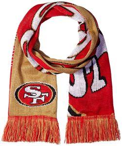 49ers merchandise scarf