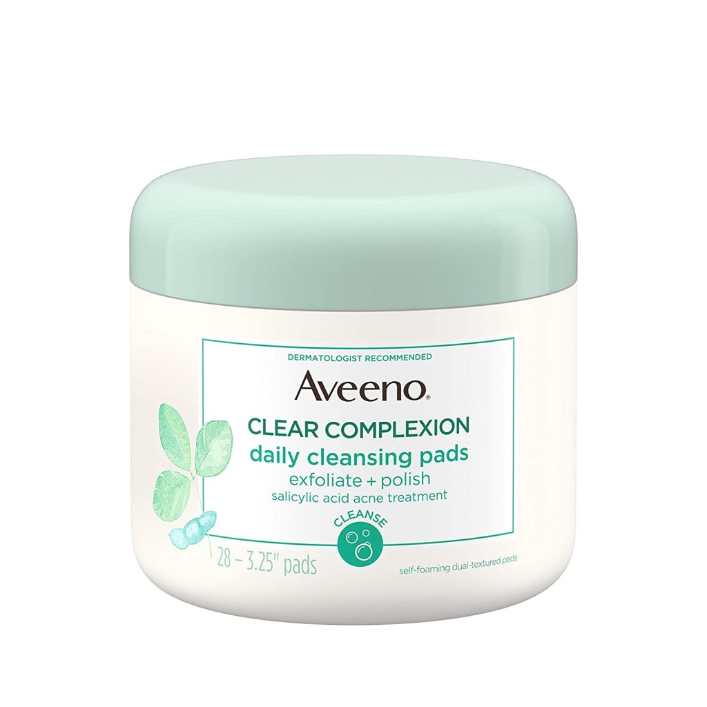 Aveeno Clear Complexion Daily Facial Cleansing Pads