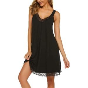 Ekouaer nightgown, lingerie on Amazon