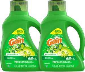 gain laundry detergent, how to be attractive to women