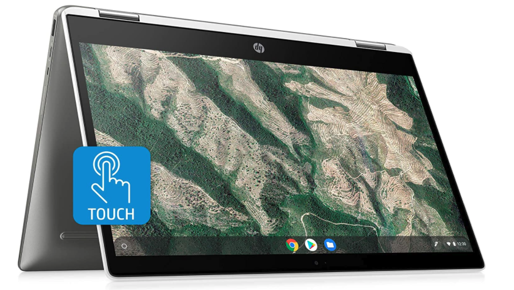 hp chromebook x 360