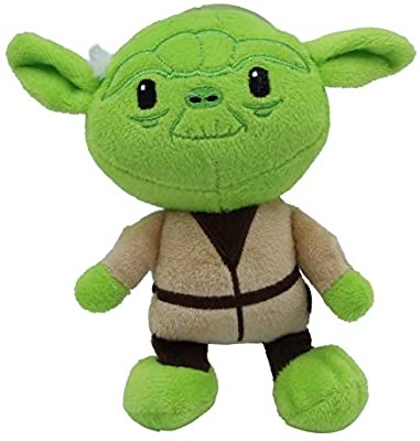 Yoda Plush dog toy