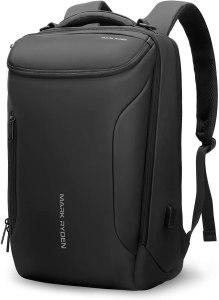 markryden waterproof business laptop backpack