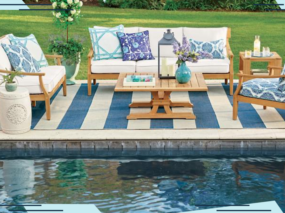 The 15 Best Outdoor Rugs For 2021, What Is The Best Material For Outdoor Rug