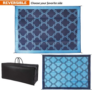 Sand Mine Outdoor Reversible Rugs