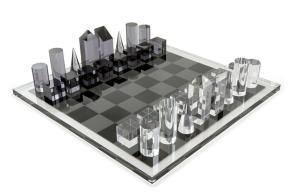 Sonora geometric chess set, best chess set