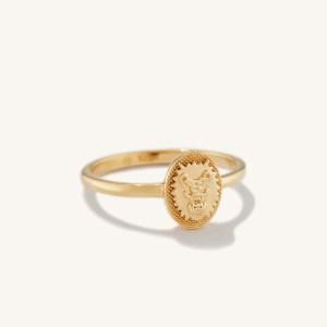 tarot strength ring non engagement rings
