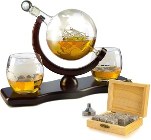 whiskey decanters the wine savant