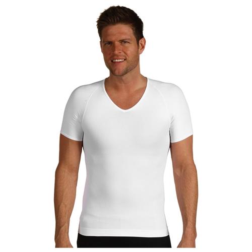 SPANX Zoned Performance Compression V-Neck Shirt for Men