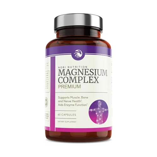 natural muscle relaxer magnesium complex